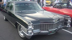 Cadillac 60S 9th gen – 1965