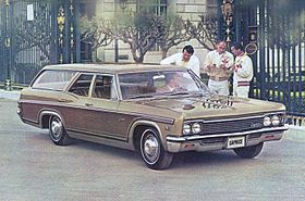 Chevrolet Caprice Estate – 1966