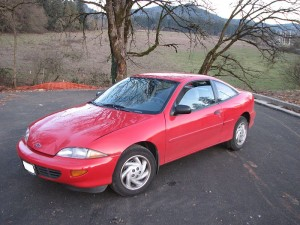 Chevrolet Cavalier Coupe – 1995