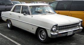 Chevrolet Chevy II 2nd gen – 1966