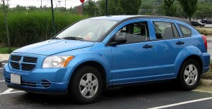 Dodge Caliber SE blue – 2006