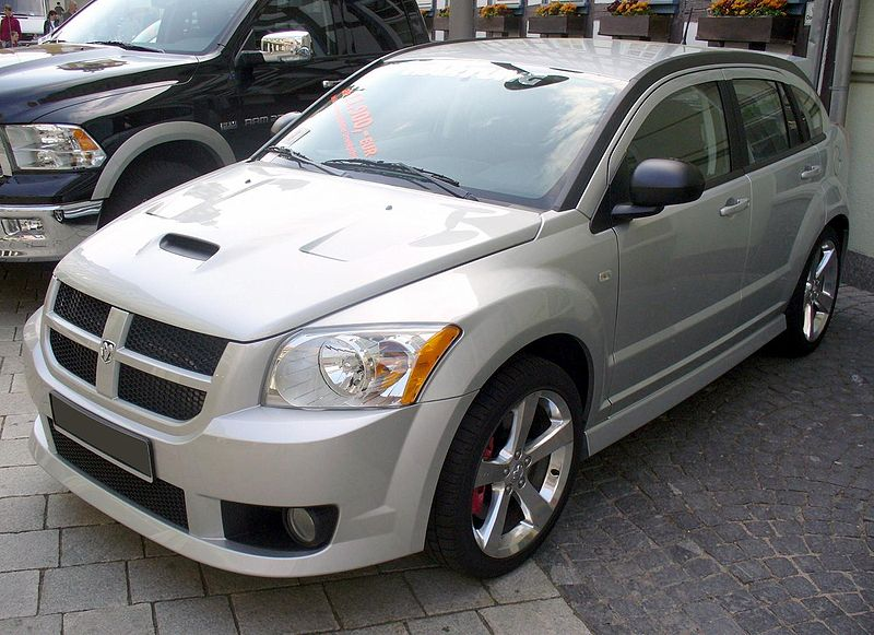 Dodge Caliber SRT4 model 4