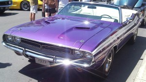 Dodge Challenger convertible – 1971
