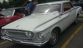 Dodge Dart 2nd gen – 1962