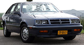 Dodge Lancer ES turbo – 1985