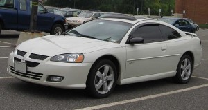Dodge Stratus R/T coupe – 2003