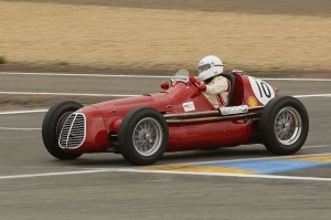Maserati A6GCM red racing model