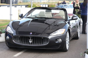 Maserati Gran Cabrio Goodwood – 2010