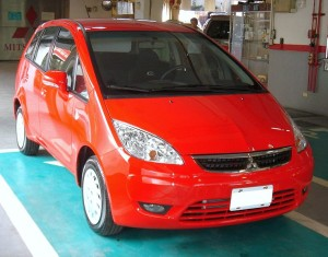 Mitsubishi Colt Plus model – 2004