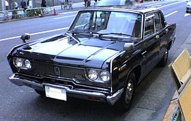 Mitsubishi Debonair Executive SE – 1976