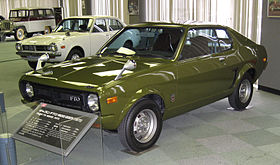 Mitsubishi FTO green model – 1971