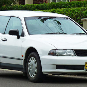 Mitsubishi Magna TF Executive wagon – 1997