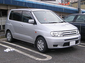 Mitsubishi Dingo grey model – 1998
