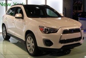 Mitsubishi Outlander Sport model – 2013