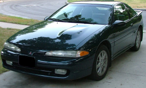 Mitsubishi Eclipse model – 1994