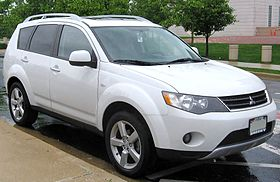Mitsubishi Outlander 2nd gen – 2005
