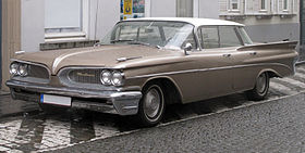 Pontiac Catalina Vista HD sedan – 1959