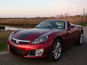 Saturn Sky red limited edition – 2006