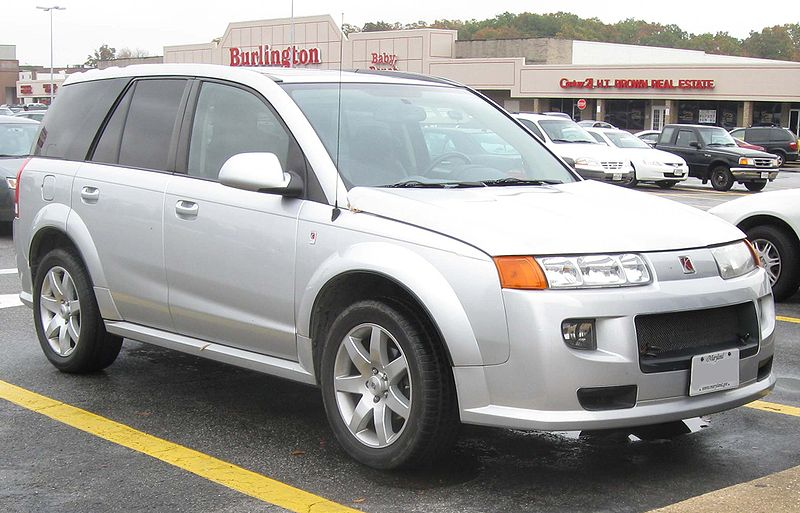 Saturn Vue Red Line – 2004