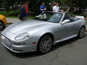 Maserati GranSport Spyder – 2004