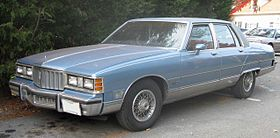 Pontiac Bonneville 6th gen – 1977