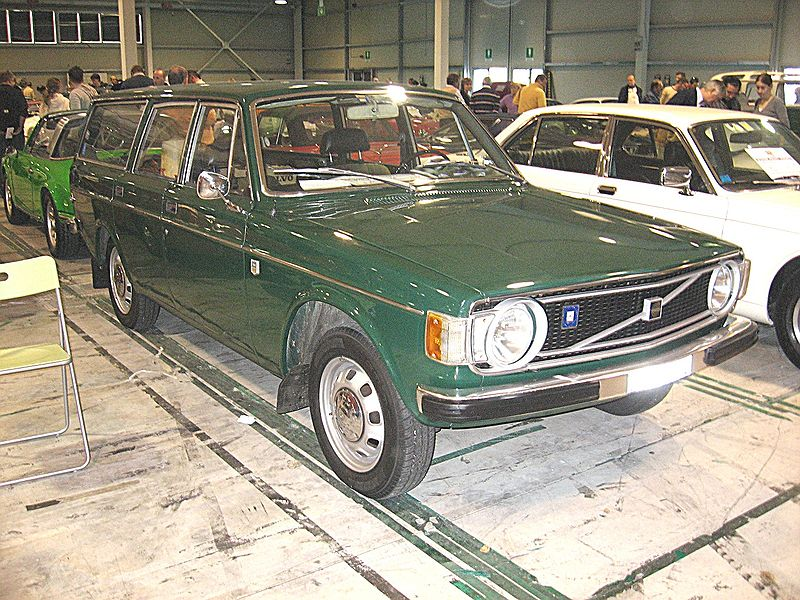 Volvo 145 station wagon – 1973
