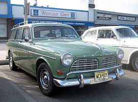 Volvo Amazon Station wagon – 1966