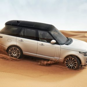 Land Rover has finally revealed the latest Range Rover model,