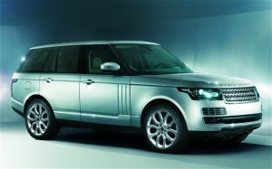 The new Range Rover is lighter and more fuel efficient