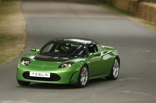Tesla Roadster Goodwood – 2008