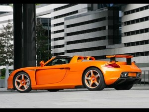 carrera gt orange
