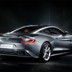 Luxury English car maker Aston Martin has rolled out its latest flagship
