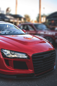 Coolest car on the block – Audi R8
