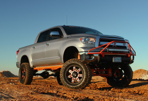 Rolling Big Power Toyota Tundra