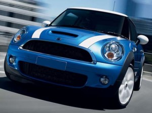 The latest Mini Cooper S MkII
