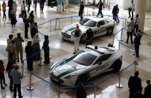 Aston Martin, Bentley Join Dubai Police Fleet