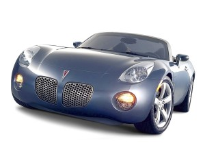 Pontiac Solstice as one of the most significant new car …