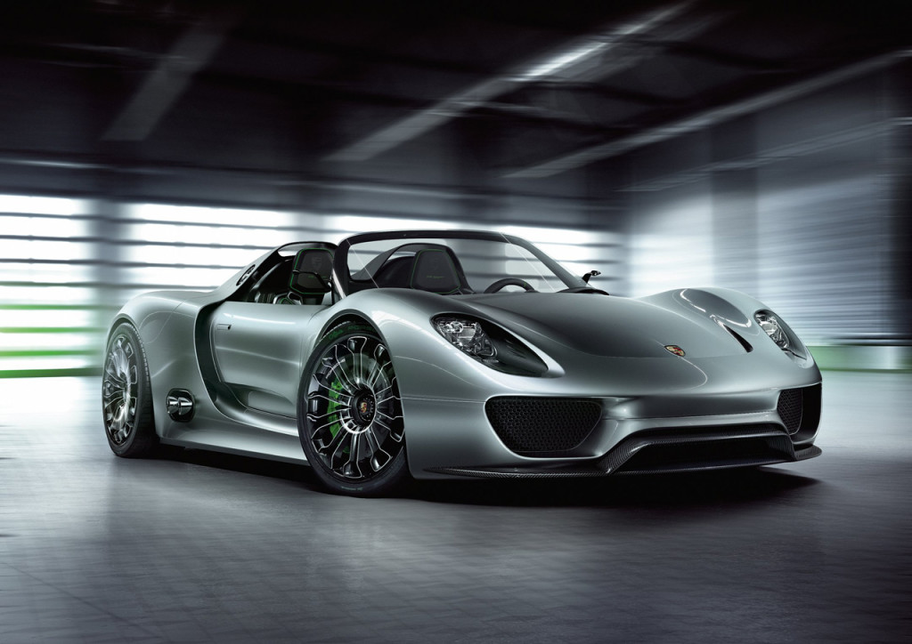 Whats Makes Porsche 918 Spyder the Best Hybrid