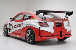 Scion – Carsv