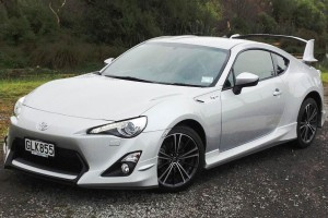 Toyota GT86 Is The Fun Car Of The Moment