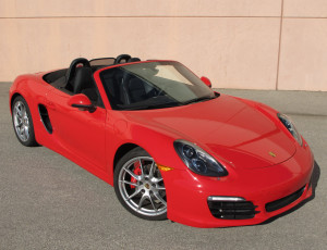 Porsche Boxster – Best New Cars of 2013
