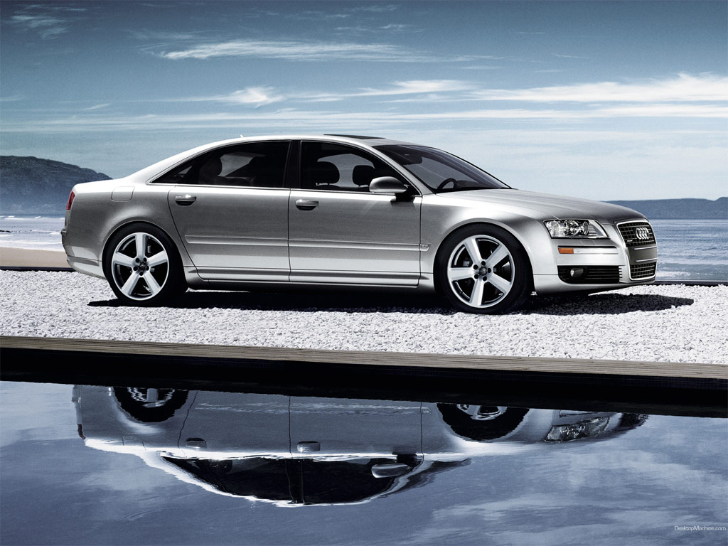 The Luxury Cars Of Audi A8 L  16