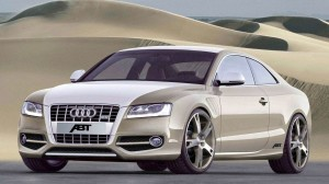 Audi the most popular brand in top high class model cars.