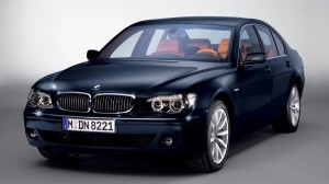 Bmw Car D Blue