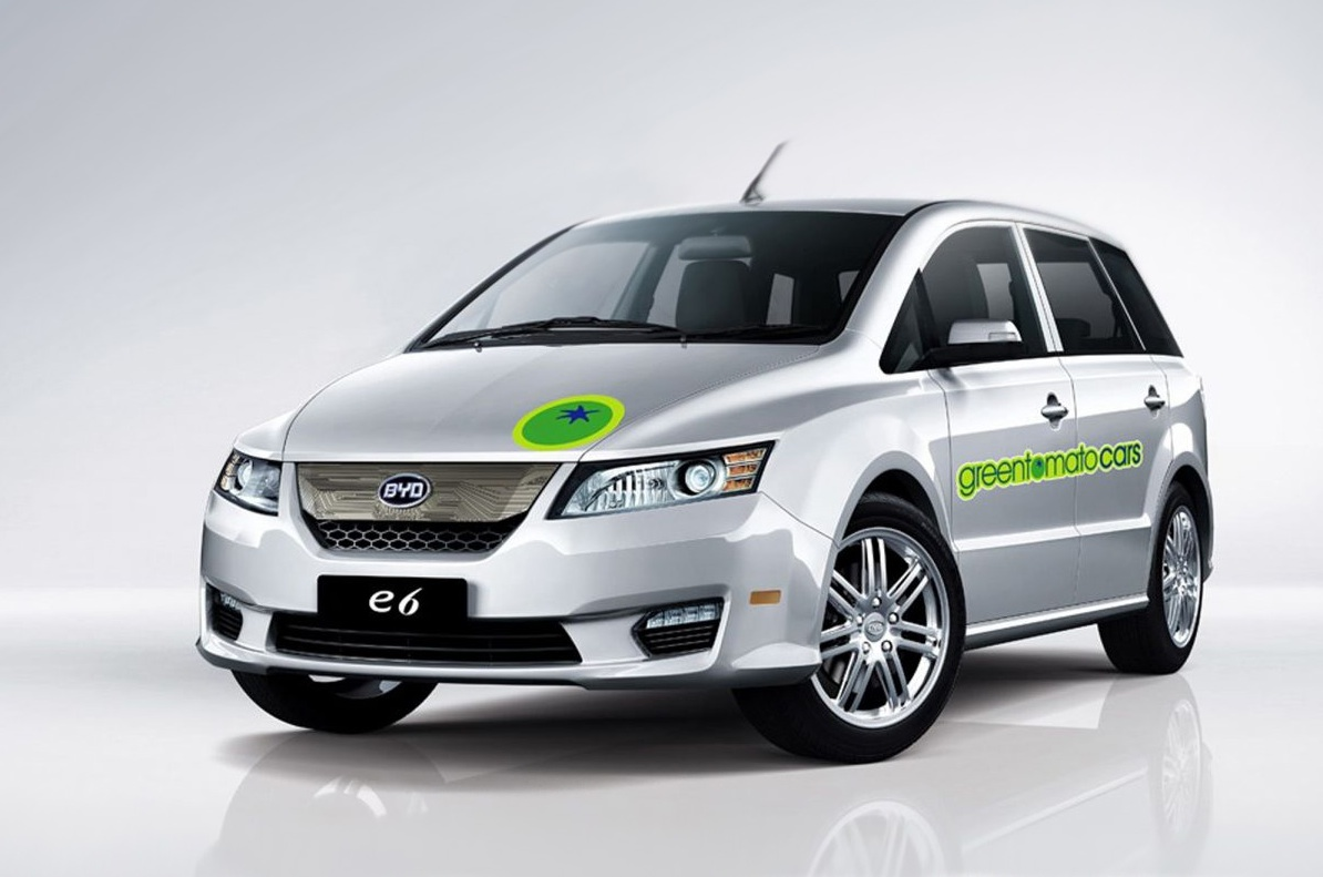London's latest e-taxi will come from China's largest EV automaker ... 3