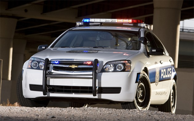 Curious about the latest crop of cop cars?