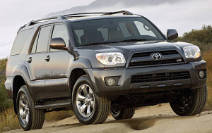 Toyota Four Runner 30L