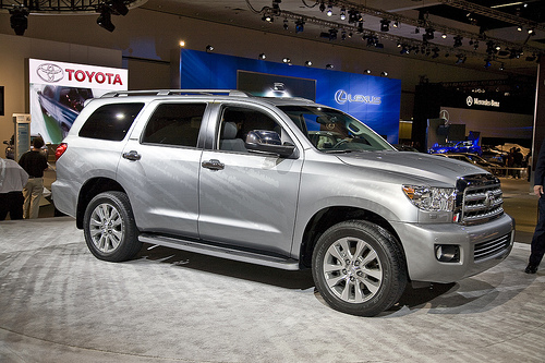 Toyota Sequoia 57L Limited