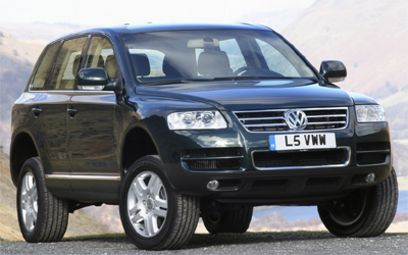 Volkswagen luxury car  3