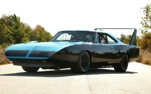 Plymouth Road Runner Superbird Fresh New Car